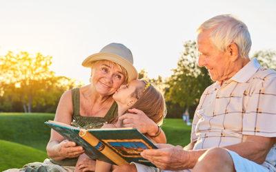 Uw kleinkinderen mee laten erven én belasting besparen…